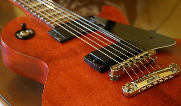 Chitarra moderna