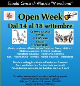 Open Week 2020
